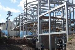 KHC Steel frame